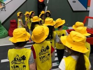 Evrensel Çocuk Müzesi ve Eğitim Kampüsü..Trafik parkuru gezimiz..