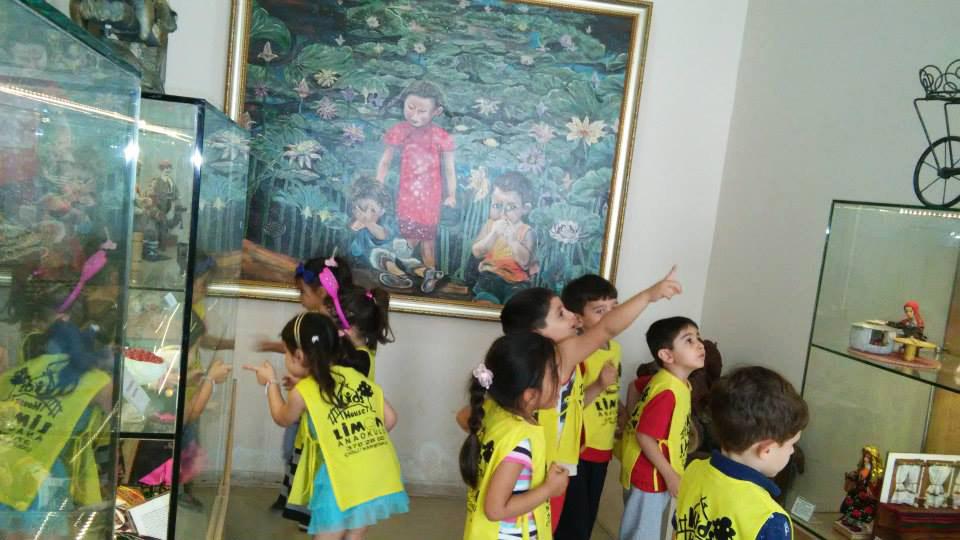 Anaokulu Gezi