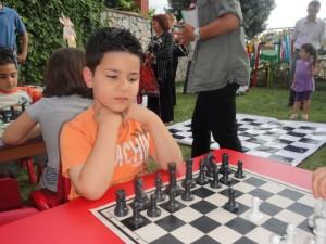 Geleneksel Satranç Turnuvamızı yaptık..Turnuvadan görüntüler..