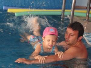Yüzmede İlk Günümüzden Görüntüler…