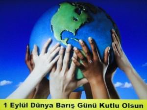 """""""Yurtta Barış Dünyada Barış""""M.Kemal Atatürk…Barış Partimizden Görüntüler…"""