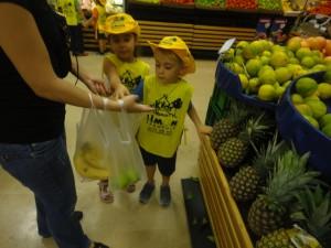 Limon'lu Çocuklar Sağlıklı ve Dengeli Beslenir…