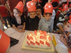 29 Ekim Cumhuriyet Bayramını düzenlediğimiz Balo ile kutladık….