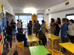 """Okul Pedagoğumuz Meral Hasandayıoğlu ile """"Çocuklarımızla Etkili İletişim"""" konulu seminerlerimizi yaptık."""