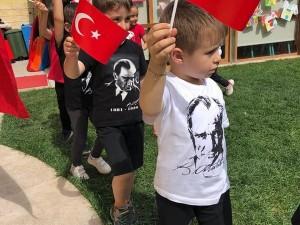 Okulumuzda 19 Mayıs Atatürk'ü Anma Gençlik ve Spor Bayramını coşkuyla kutladık ve Spor yapıyorum projemizi gerçekleştirdik…